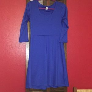 Old Navy Fit and Flare Skater Dress Size Medium